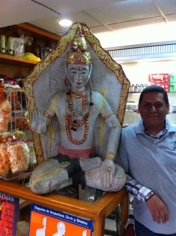 Buda y Héctor