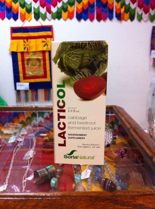 lacticol