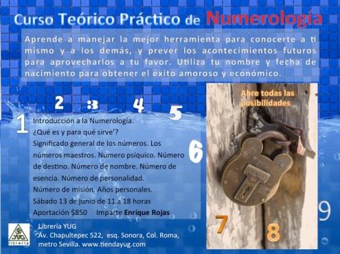 curso numerologia junio