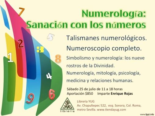 numerologia y sanacion