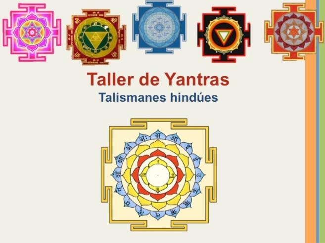 Taller de Yantras feis