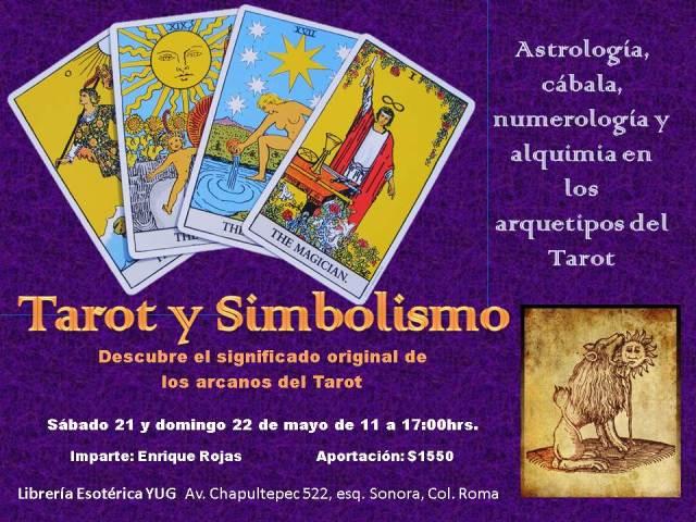 Tarot y simbolismo mayo