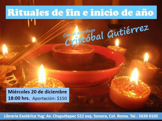 Rituales Crsitobal dic 2017