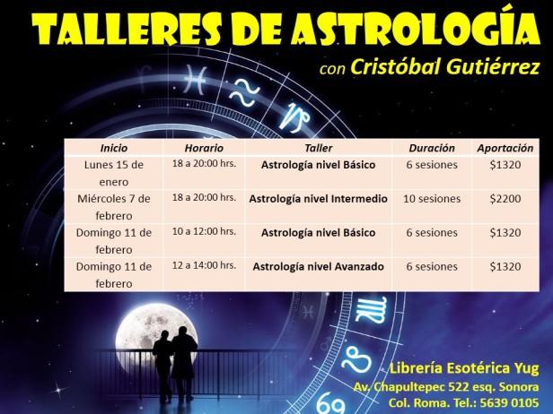 Astrologia ene feb 2018