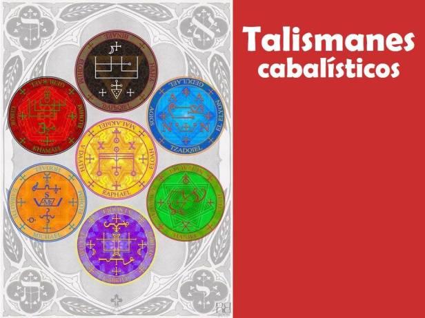 talismanes marzo 18